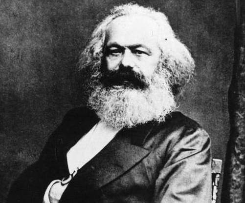 Socialister Karl Marx Socialisme