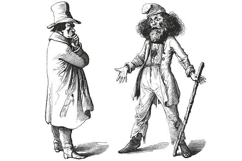 Kommunismens spøgelse i 1840
