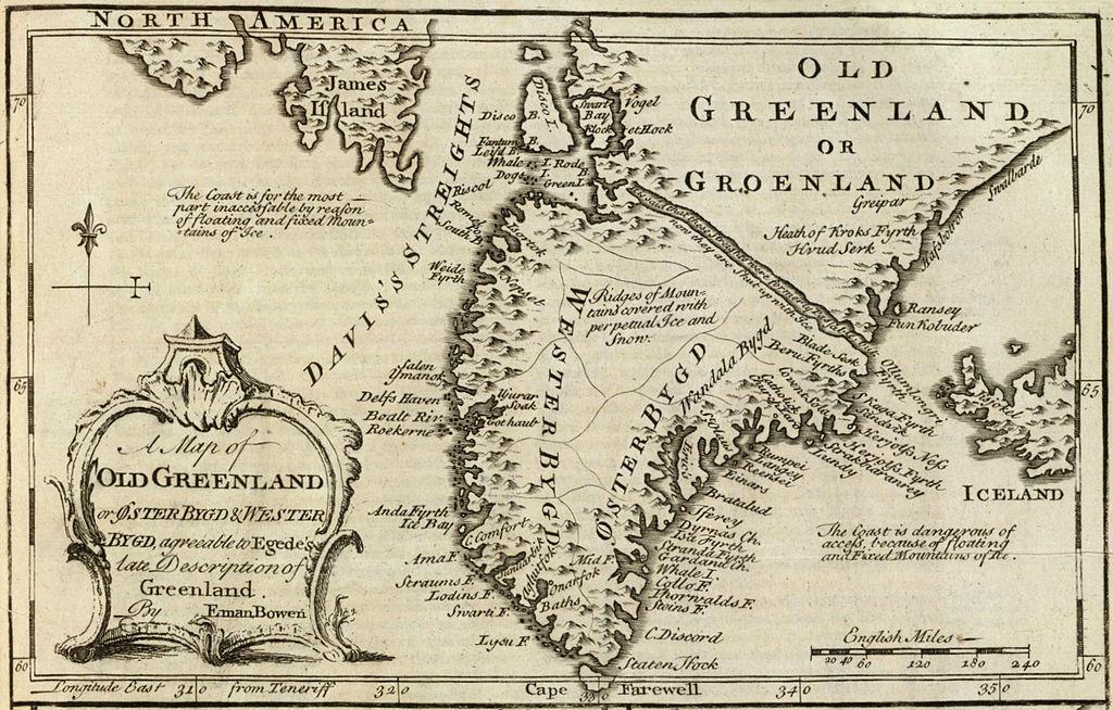 Grønland, 1747
