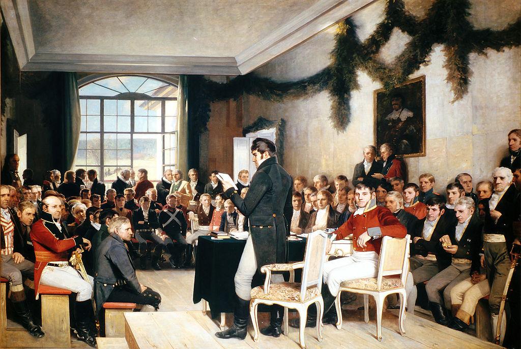 Rigsforsamlingen på Eidsvoll 1814