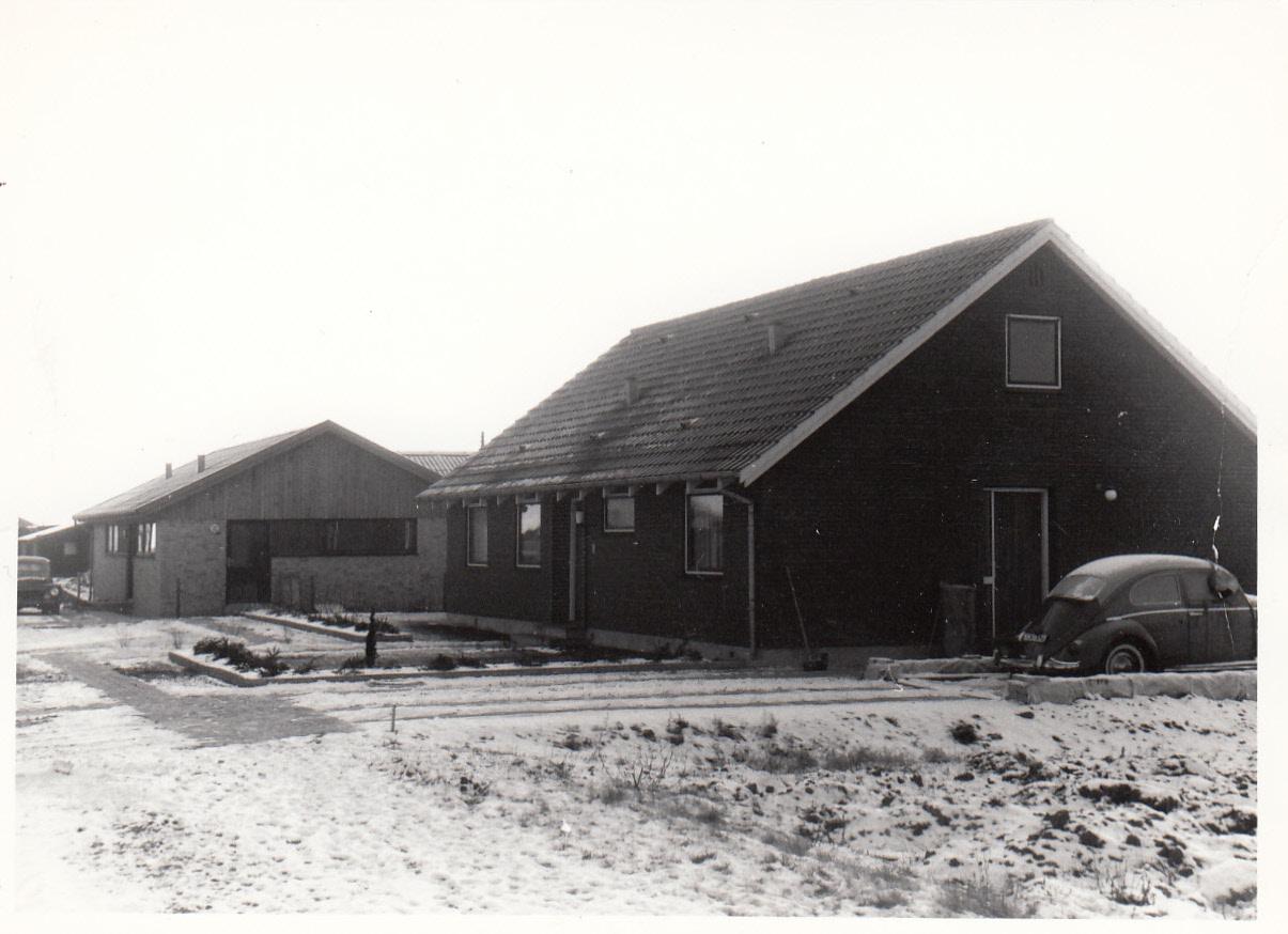 Lis og Erlings byggeri i 1965-66 (1)
