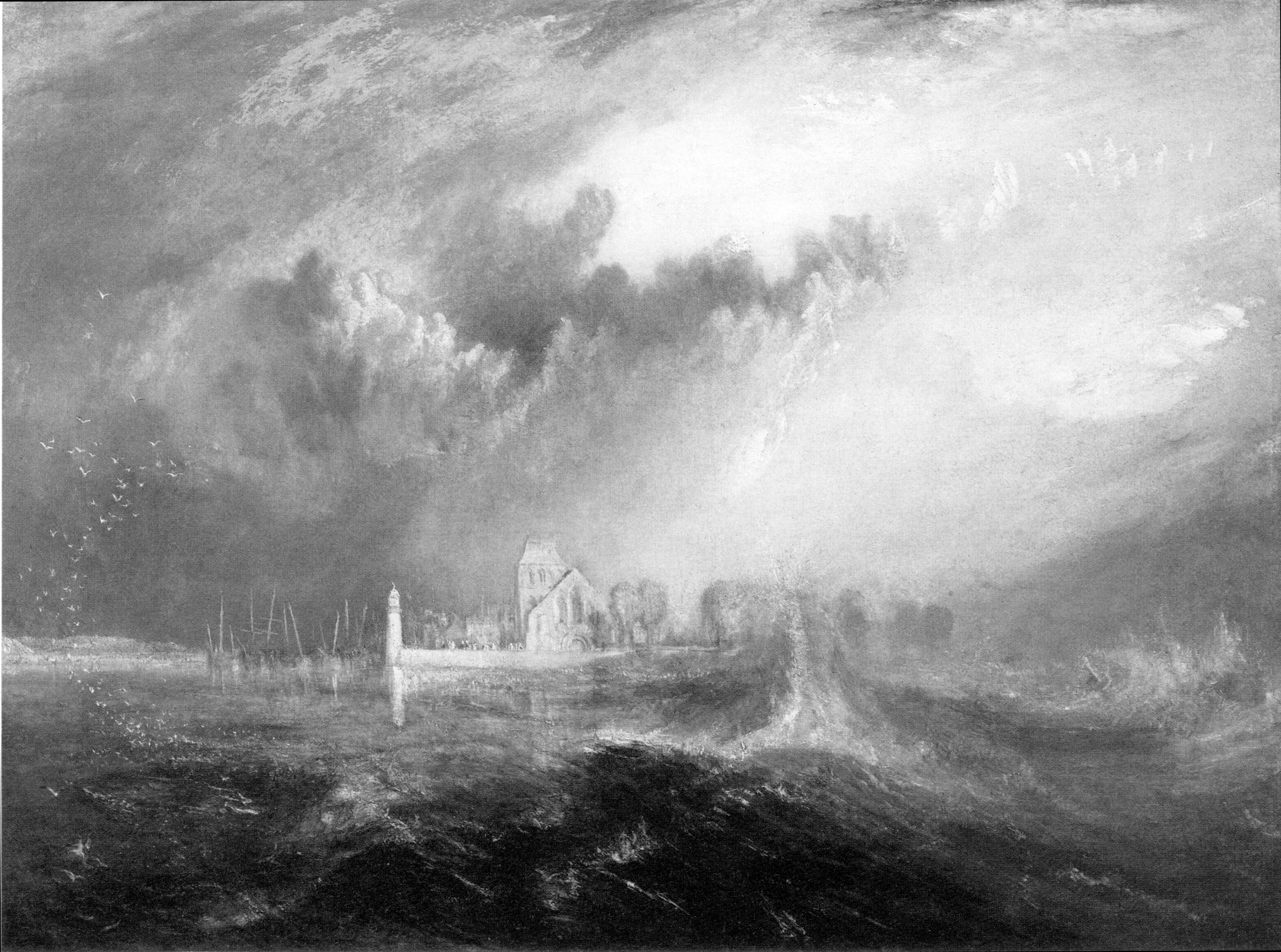Turner_-_Quillebeuf,_Mouth_of_the_Seine