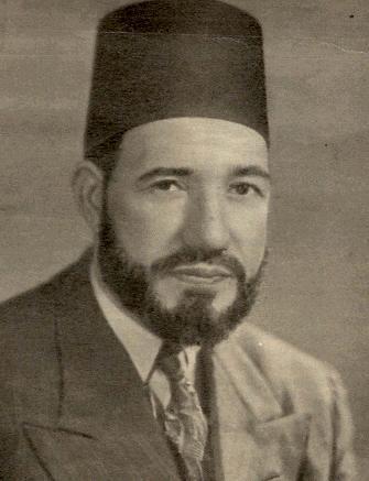 Hasan al-Banna grundlagde Det Muslimske Broderskab i 1929. Han blev myrdet i februar 1949, og Det Muslimske Broderskab blev forbudt i 1954. Al-Bannas idéer om den moderne islamiske stat lever dog videre. Foto: Ukendt.
