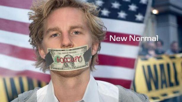 Er Occupybevægelsen New Normal? Danske Bank
