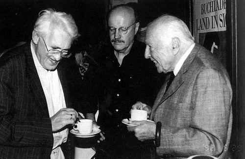 Venskab mellem Hans-Georg Gadamer og Jürgen Habermas