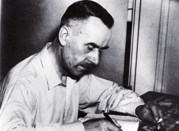 En syntetisk kur mod åndenød - Thomas Manns konservatisme