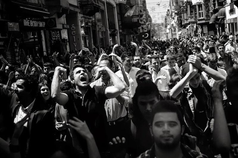 Taksimprotester