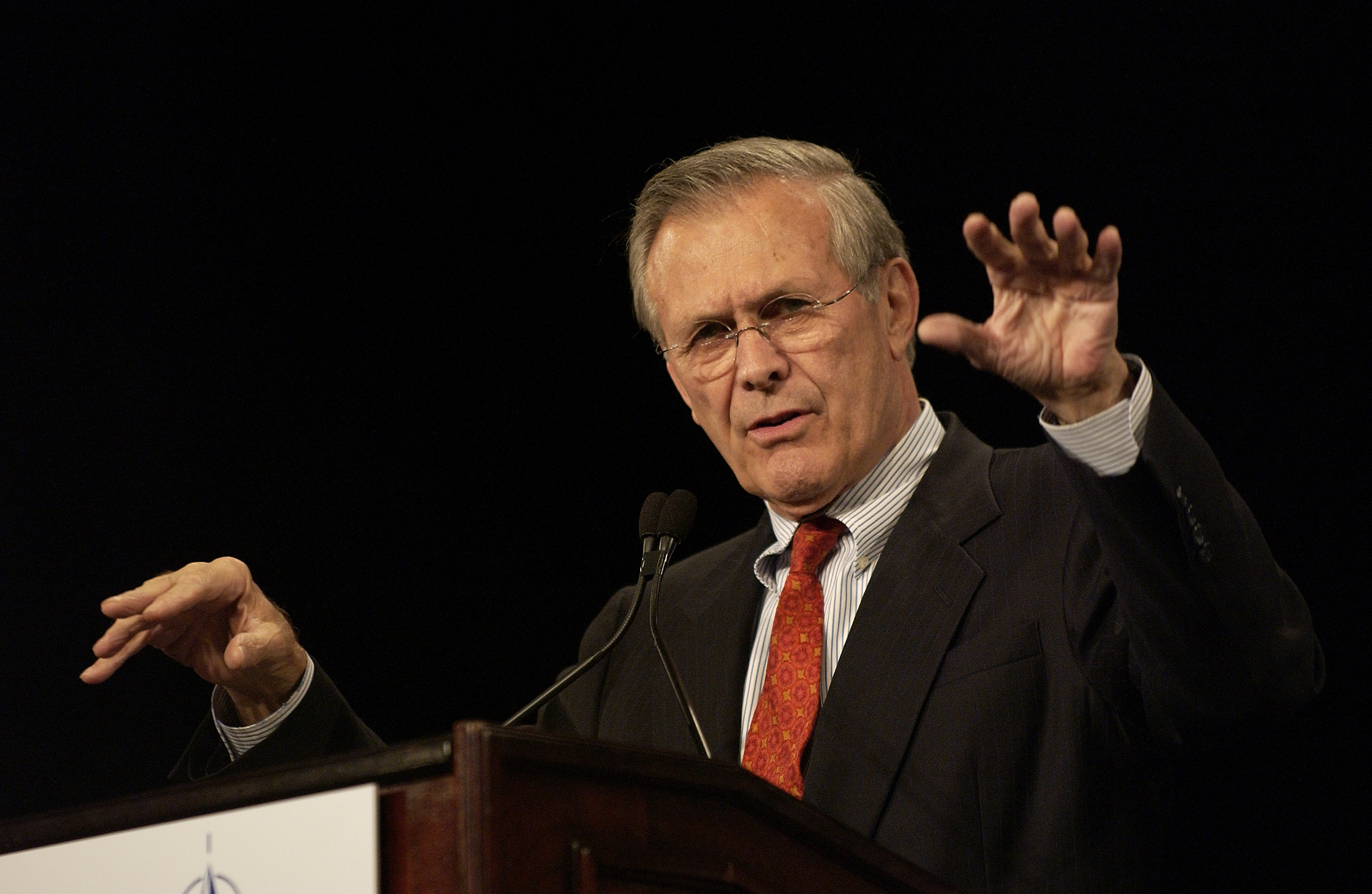Donald Rumsfeld - Unknown unknowns - Viden om viden