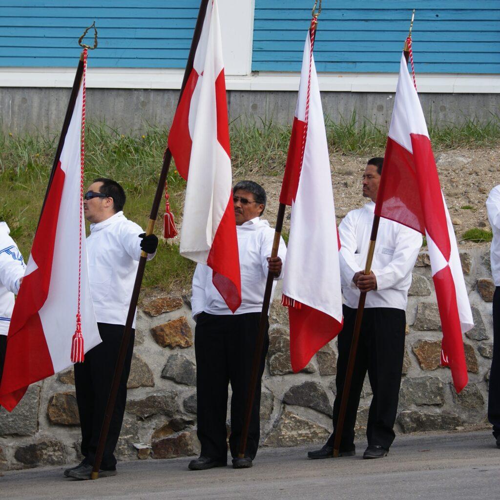 Fejring af Grønlands nationaldag