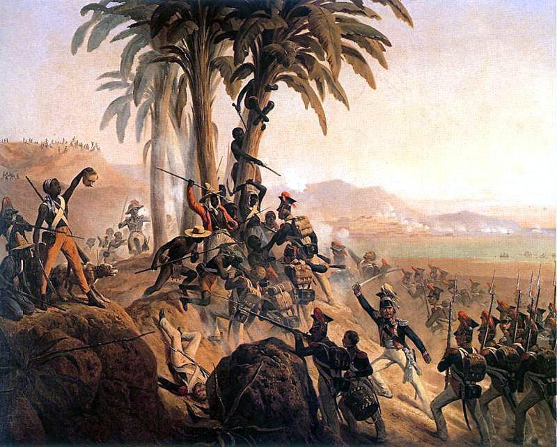 Slaget ved San Domingo