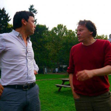 Thomas Piketty and David Graeber
